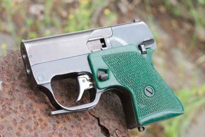 Бесшумный пистолет КГБ СССР С-4, который стал первым в своем роде Оружие, Пистолеты, Патроны, Фотография, с-4, Длиннопост