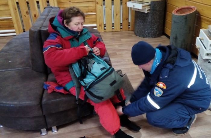 Развела огонь в сугробе. Пенсионерка выжила после ночи в Уральских горах в мороз Челябинск, Регионы