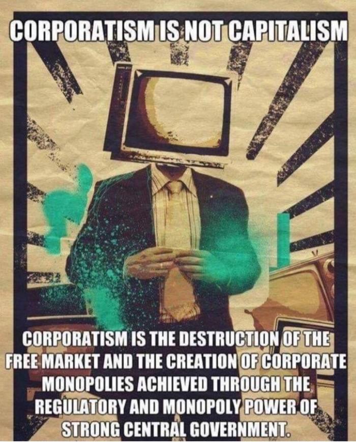 Для тех кто утверждает, что в России капитализм Капитализм, Перевод, Картинка с текстом