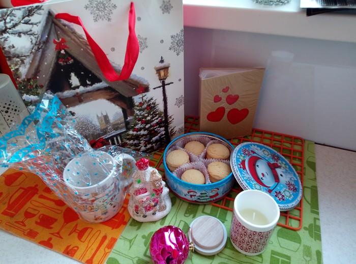 АДМ из Москвы в Краснодар Тайный Санта, Обмен подарками, Спасибо, Новогоднее чудо, Отчет по обмену подарками