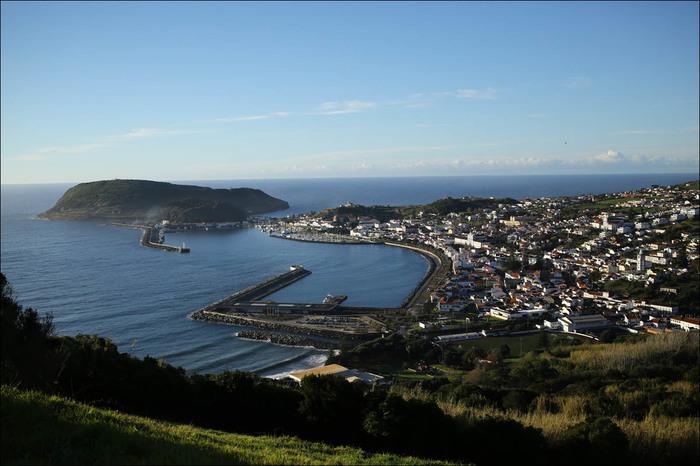 Фаял: место встречи в Атлантике Азорские острова, Фаял, Марина, Поселение, Орта, Длиннопост