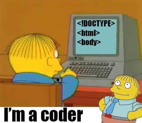 Не-программисты Reddit, It юмор, Программирование, Html