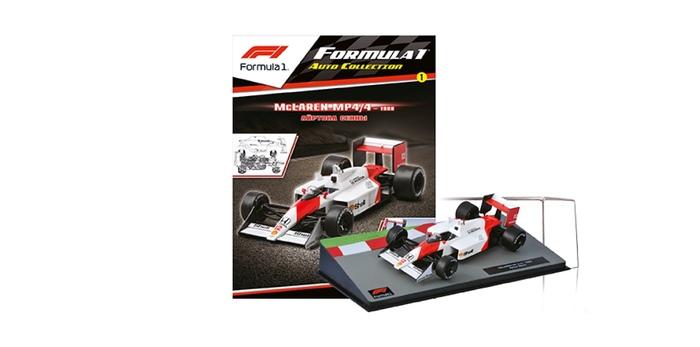 Хотите собрать свою коллекцию моделей гоночных машин? Начните с болидов «Формулы-1» Длиннопост