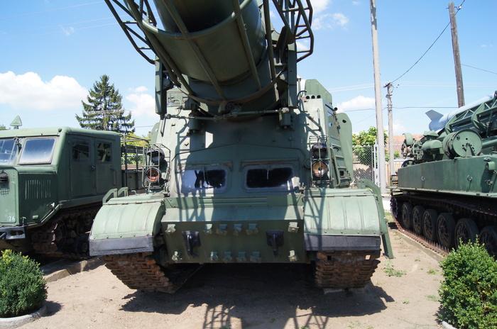 СПУ 2П19 Самоходка, Ракета, Сделано в СССР, Длиннопост