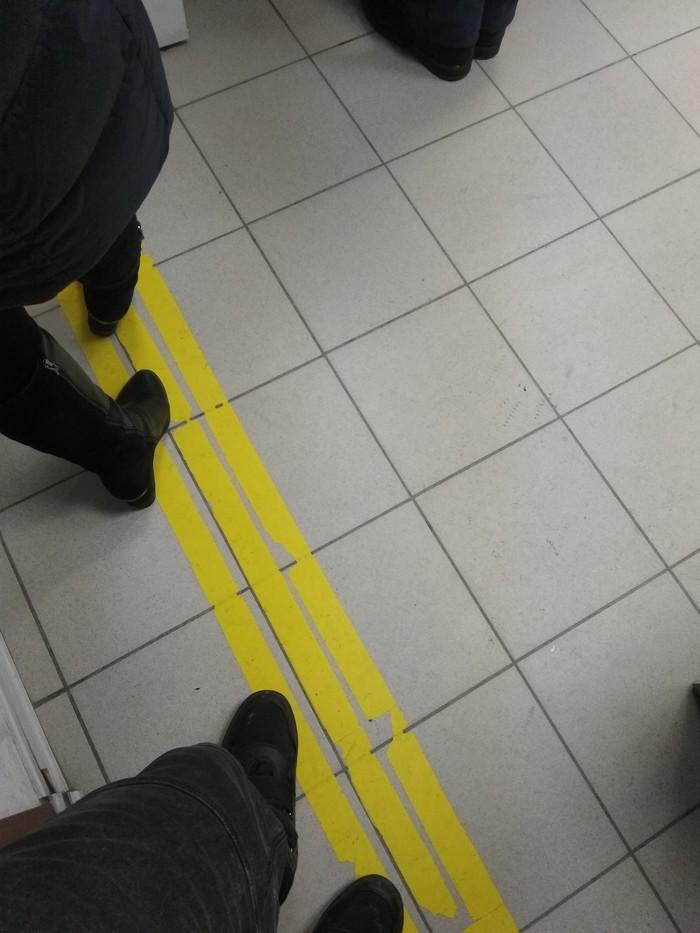 Наблюдения в почте России Почта России, Для слепых