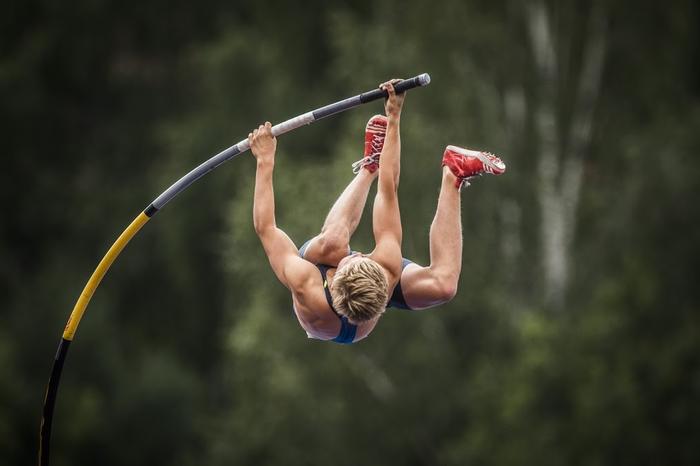 Норвежский спортсмен открыл сосуды для допинг-тестов голыми руками Спорт, Допинг, Прыжки с шестом, Допинг-Тест, Wada