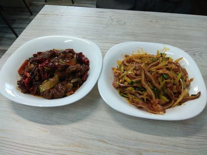 Немного Китая в СПб По совету пикабушника, Китайская кухня, Санкт-Петербург, Вкусно, Длиннопост