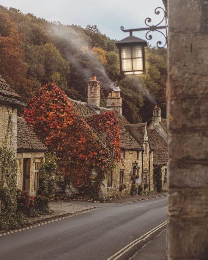 Английская деревенька