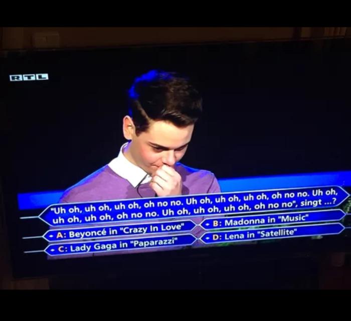 Best.question.ever Кто хочет стать миллионером, Песня, 9GAG