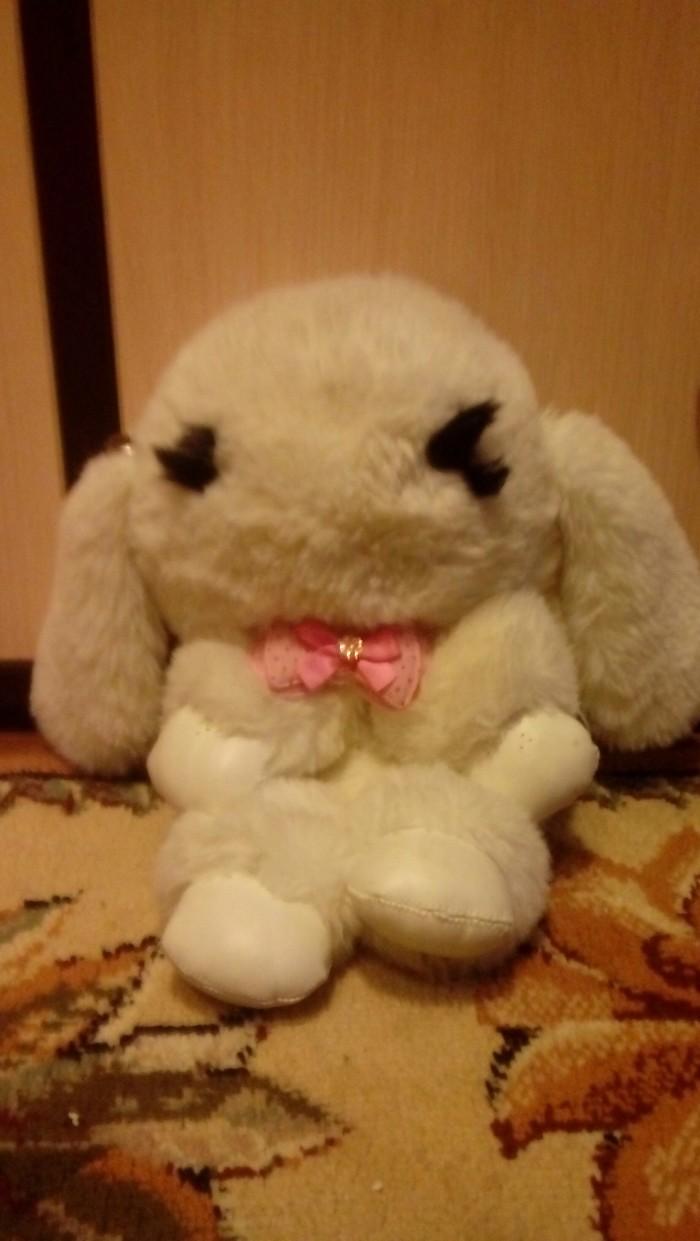 Фантазия) Мягкая игрушка, Игрушки, Зайчики, Кролик, Конфеты, Фантазия, Длиннопост