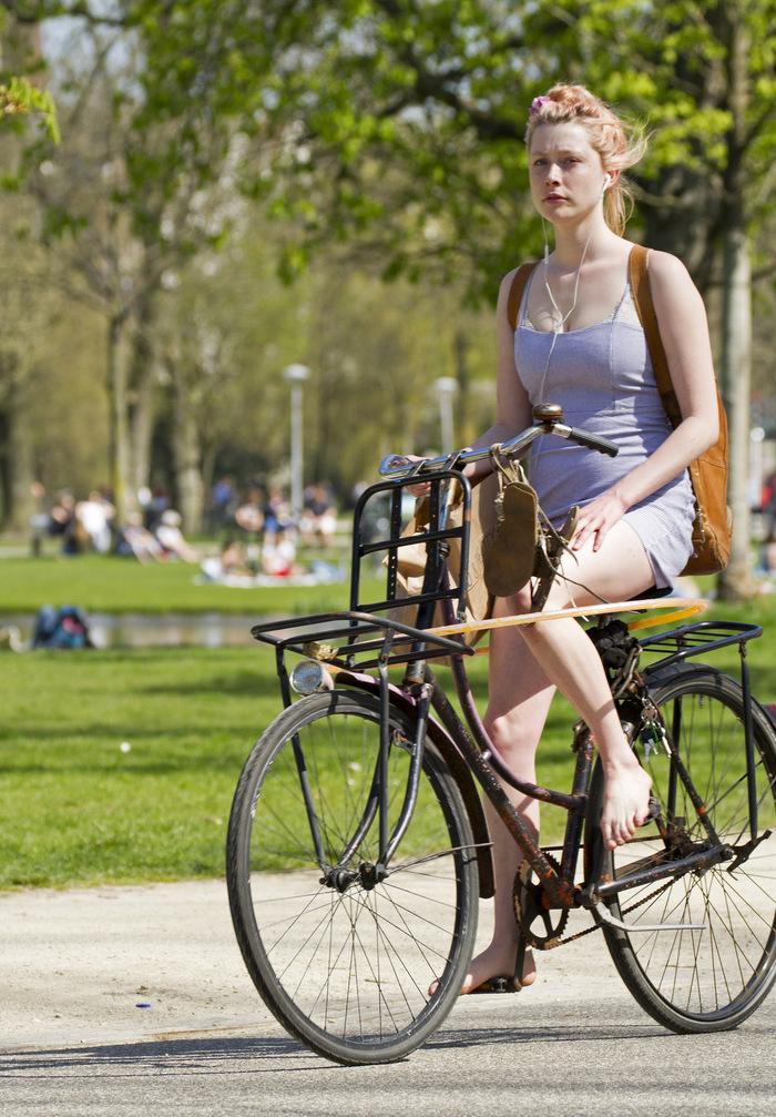 За что я люблю Нидерланды (#1) Амстердам, Нидерланды, Голландцы, Велосипедист, Красивая девушка, Длиннопост