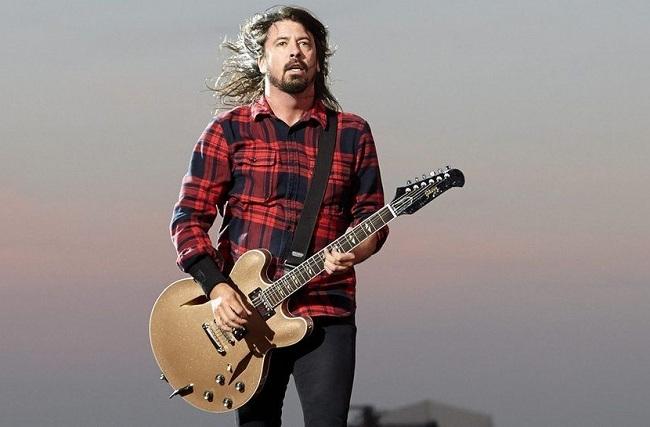 Сегодня исполняется 50 лет Дэйву Гролу Рок, Rockstar, Гитарист, Барабанщик, Nirvana, Foo Fighters, День рождения, Музыкант