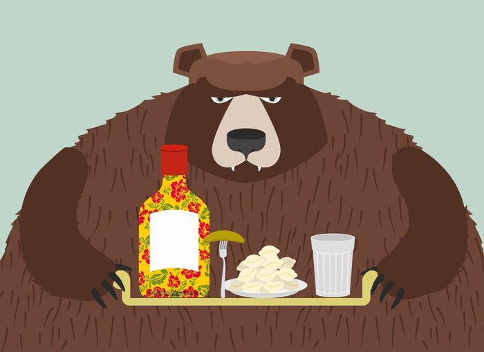 Медведь в багаже. Шутка от русского олигарха начала 20 века. Лига историков, Пресса, Медведь в багаже, Шутка, Рябушинский, Длиннопост