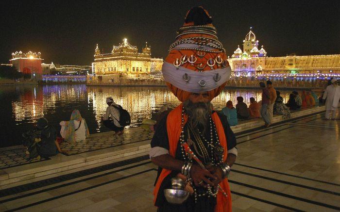 Сикх - рождён стать воином Сикхи, Индия, Воин, История, Великобритания, Индира ганди, Видео, Длиннопост