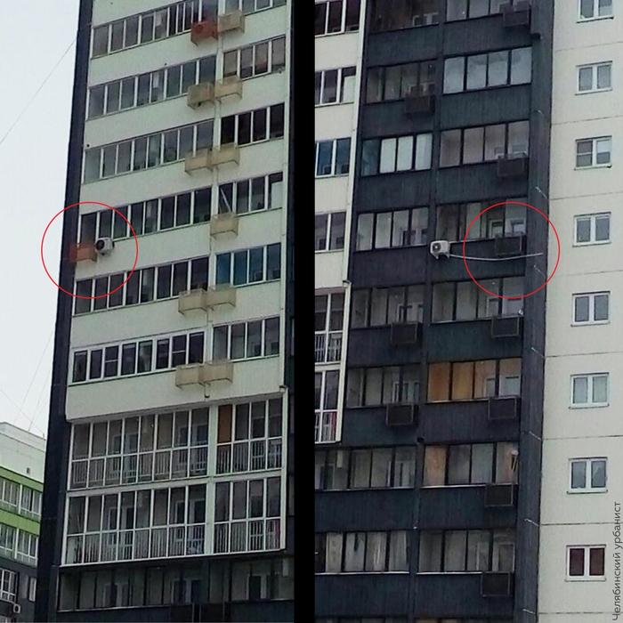 Тот момент, когда архитекторы бессильны Челябинский урбанист, Челябинск, Архитектура