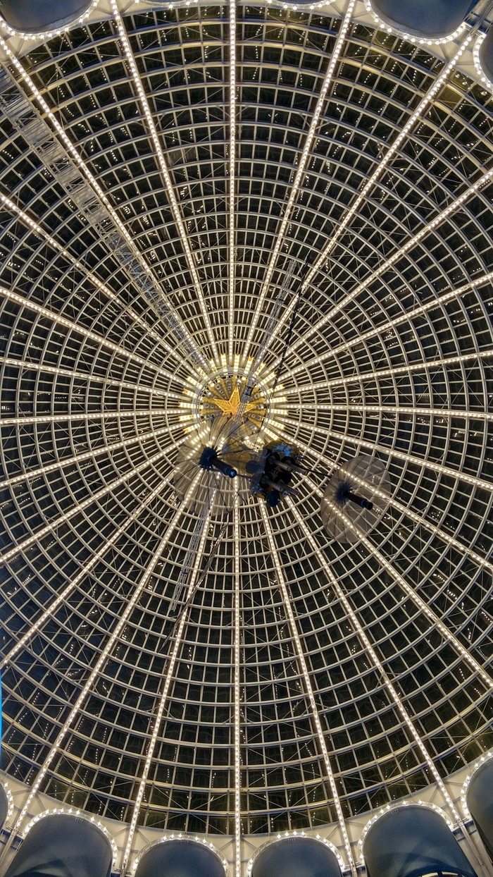 Купол павильона ВДНХ Вднх, Фото на тапок