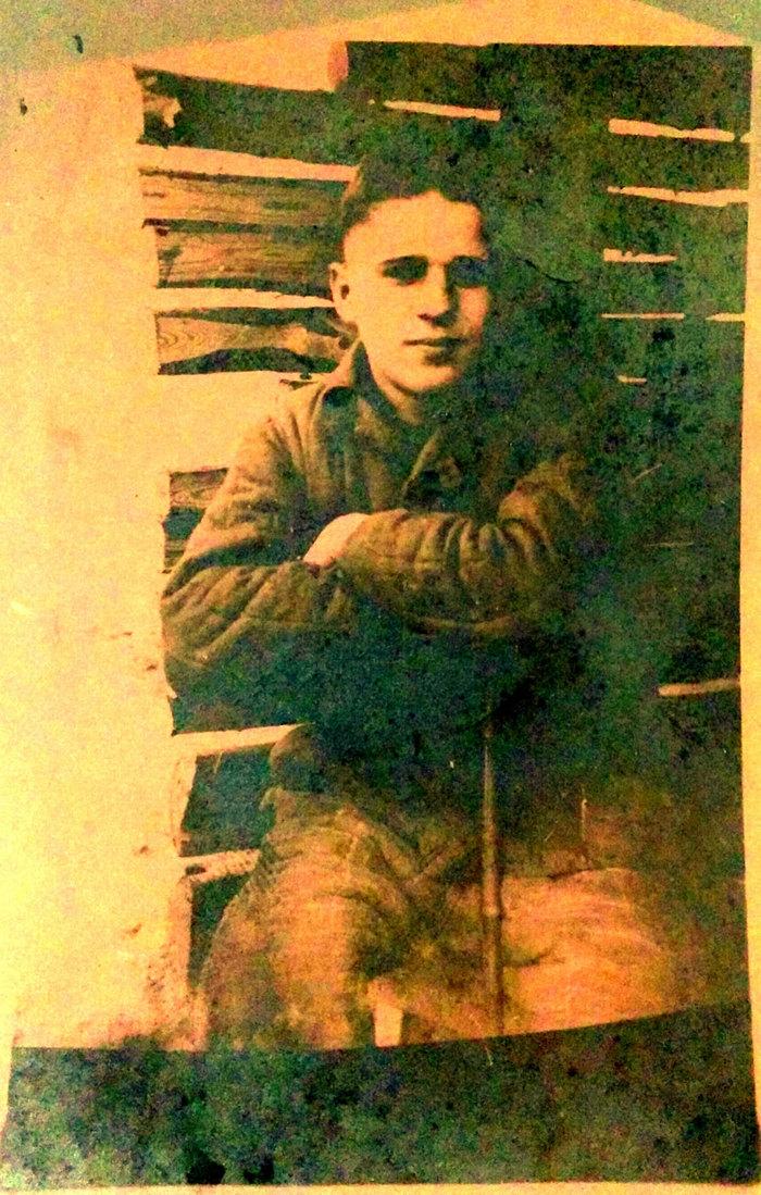 Однажды в феврале 44-го Великая Отечественная война, Дед, Юмор, Вторая мировая война, Воспоминания, Длиннопост