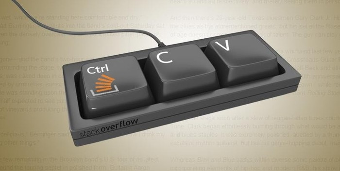 StackOverflow анонсировали свою клавиатуру.