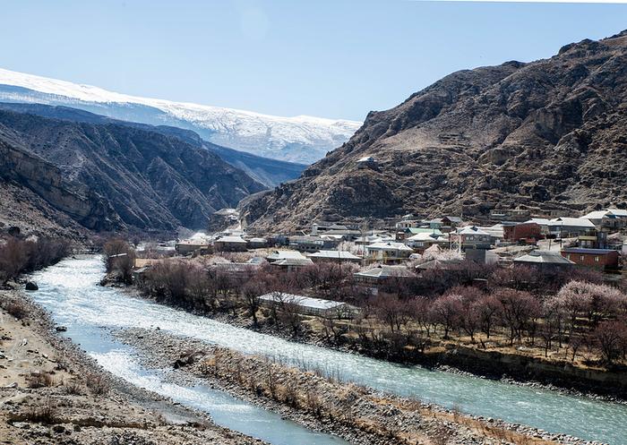 Как в горах Дагестана добывают соль Соль, Длиннопост, Дагестан