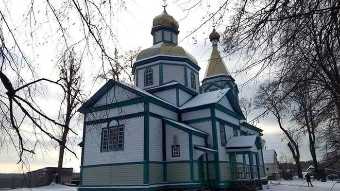 В УПЦ МП сообщили о захвате неизвестными храма в Житомирской области Украина, Россия, Религия, Православие, Политика, РПЦ, УПЦ