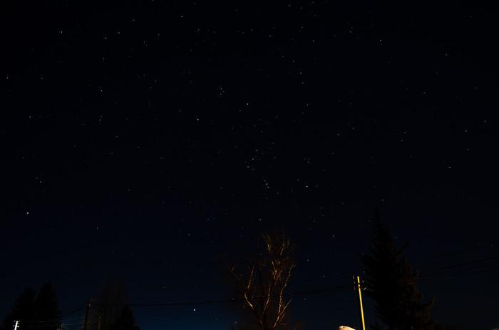 Звёздное небо Начинающий фотограф, Звездное небо, Nikon, Фотография