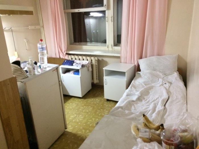 Как сдавать комнату за 42 000 руб в месяц? Больница, Длиннопост, Удивление, Ремонт