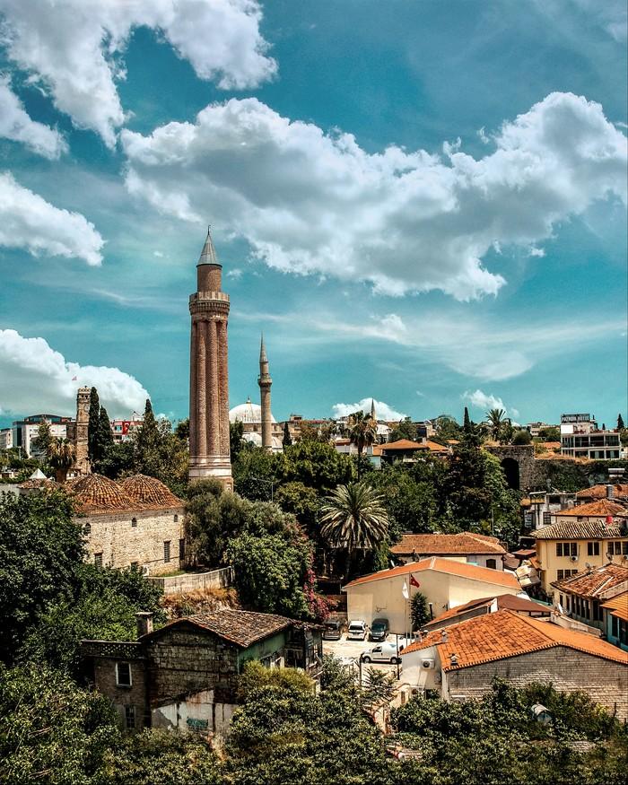 Анталия моими глазами Фотография, Путешествия, Пейзаж, Турция, Туризм, Canon, Длиннопост