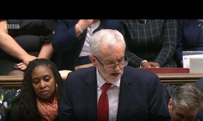 Британский парламент проголосовал против проекта соглашения с ЕС по Брекситу. Политика, Англия, Великобритания, Brexit, Тереза Мэй, Джереми Корбин, Новости, Видео