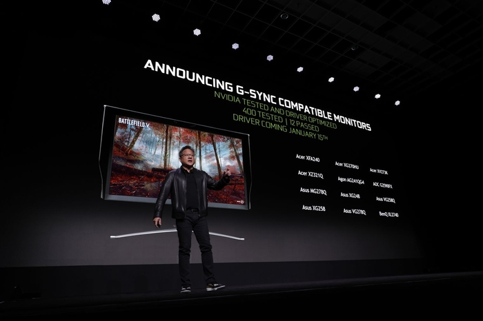 Freesync на видеокартах Nvidia. Свершилось. Nvidia, Freesync, Компьютерное железо, Софт, Длиннопост
