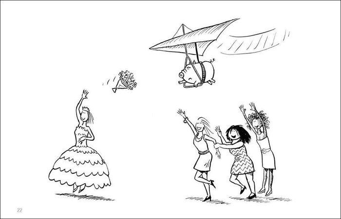 Комиксы Энди Райли Комиксы, Свинья, Без совести, Длиннопост