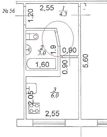 Ремонт в хрущевке своими руками (часть12: беловая коридора, электрика, сантехника) Ремонт, Хрущевка, Своими руками, Панельки, Длиннопост