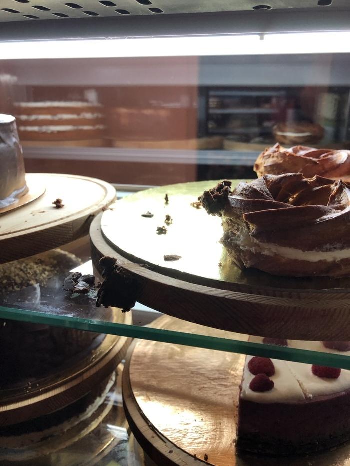 Туляк вскрыл кофейню, чтобы понадкусывать тортики Тула, Курьез, Новости, Происшествие, И смех и грех, Длиннопост, Кофейня, Торт, Кусь