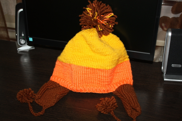 Моя личная шапка Джейна Кобба (вязка на заказ) Светлячок, Джейн Кобб, Шапка, Шапка Джейна Кобба