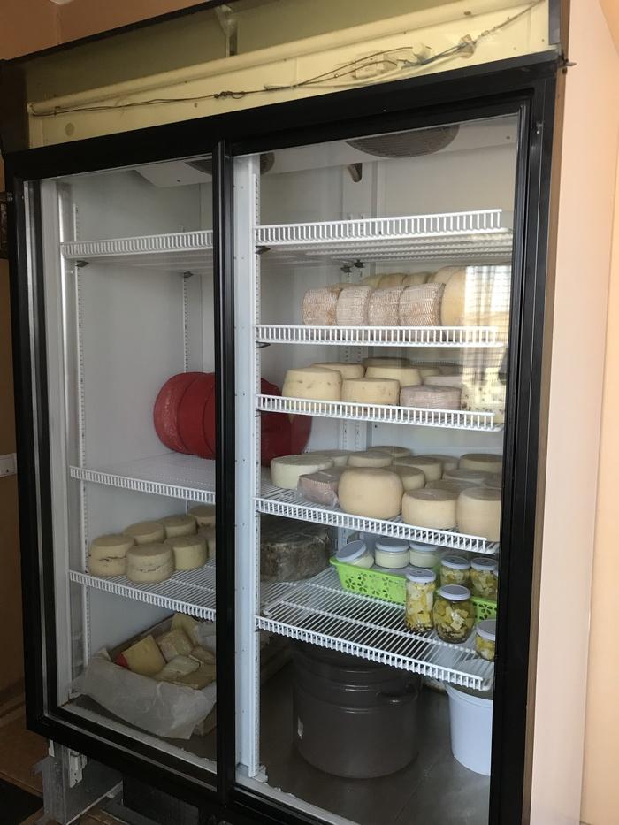 Созревание. Хранение сыра. Сыр, Сыроделие, Холодильник, Оборудование, Созревание, Длиннопост, Еда, Видео, Гифка