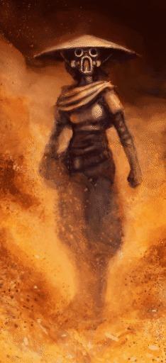 Сквозь бурю [Kenshi] игро-арт Neruloth, Kenshi, Game Art, Digital, Длиннопост, Арт, Фан-Арт, Игры, Гифка