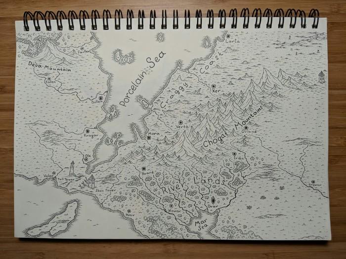 Карты для ваших НРИ Настольные ролевые игры, Dungeons & Dragons, Ролевые игры, Карты, Длиннопост
