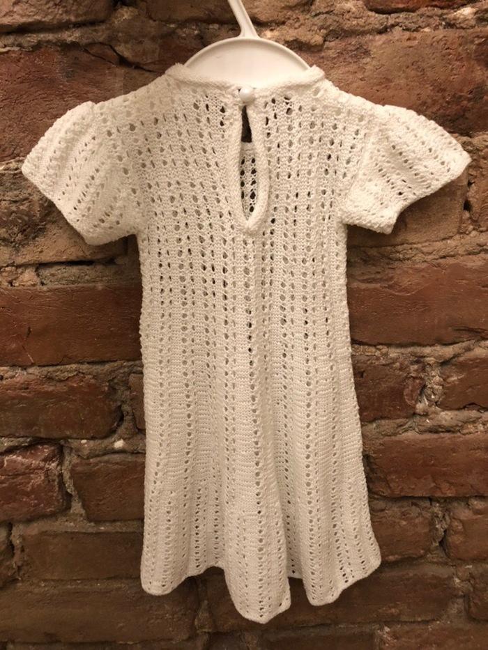 Платье для девочки до 2-х лет спицами Платье, Рукоделие без процесса, Вязание, Длиннопост