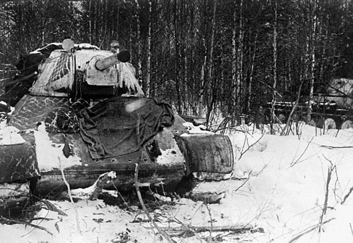 Мценское сражение: встреча с Т-34 - танковый шок для немцев Великая Отечественная война, Вторая мировая война, Война, Танки, Длиннопост