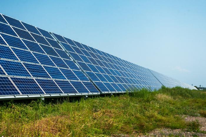 Абаканская солнечная электростанция. Абакан, Абаканская СЭС, Солнечная энергия, Экология, Длиннопост