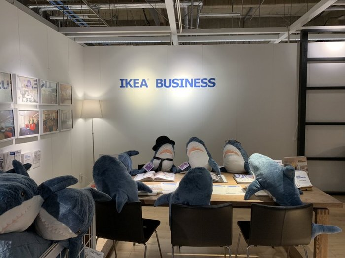 Акулы бизнеса ИКЕА, Блохэй