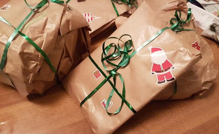 АДМ Ростов-на-Дону > Сургут) Отчет по обмену подарками, Обмен подарками, Новогодний обмен подарками, Длиннопост