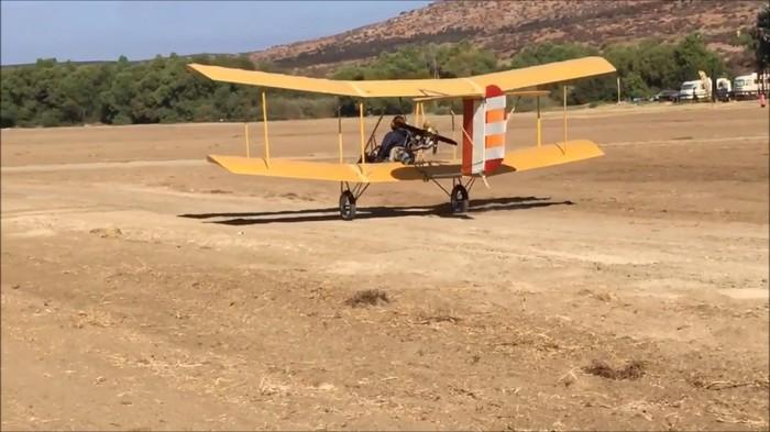 Сверхлегкий самолёт Bloop 4 Самолет, Самоделки, Авиация