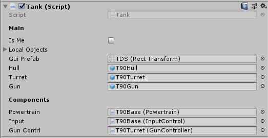 Panzer Conflict. Дневник разработки 3 Unity, Gamedev, Indie, Танки, Гифка, Длиннопост