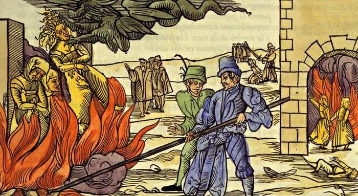 Борьба с ересью: 6 «школьных» заблуждений об инквизиции Длиннопост, История, Инквизиция, Церковь