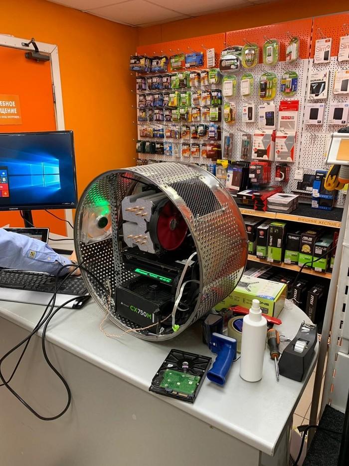 Ошибка Windows Магазин, Ремонт, Клиенты, Компьютер, Моддинг