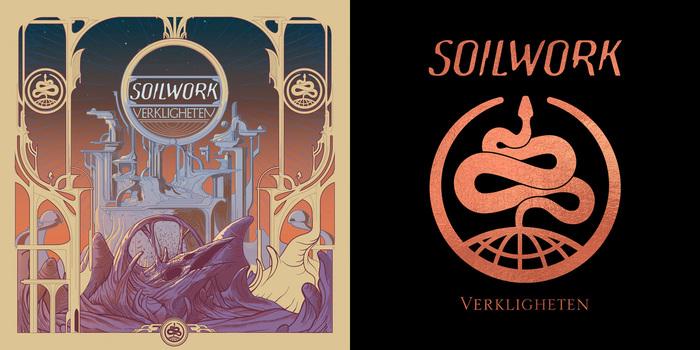 "Soilwork ""Verkligheten"" (2019) Melodic Death Metal, Modern Metal, Шведы"