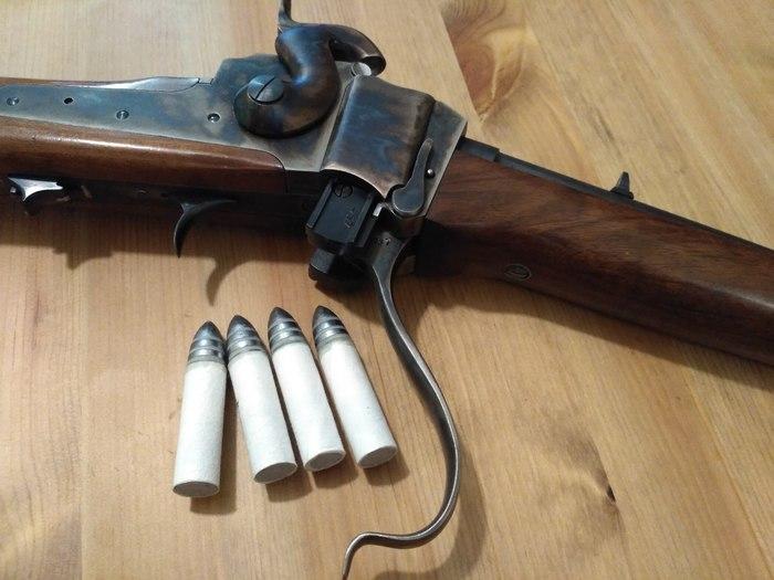 Свинец, черный порох и мое снаряжение патронов Черный порох, Релоадинг, Огнестрельное оружие, Пуля, Снаряжение патронов, Длиннопост
