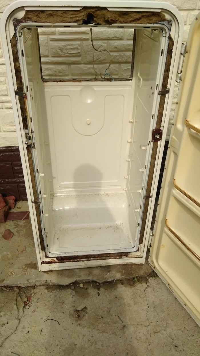Ремонт холодильника ЗИЛ-Москва Ремонт техники, Сделано в СССР, Длиннопост