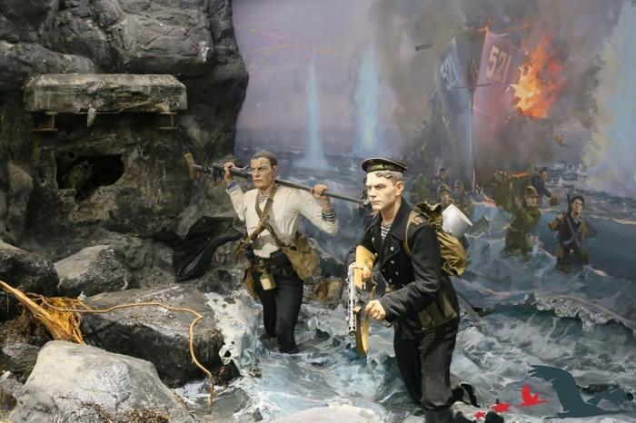 Идем на восток! Чтобы помнили, Южно-Сахалинская операция, 1945, Сахалин, Великая Отечественная война, Длиннопост