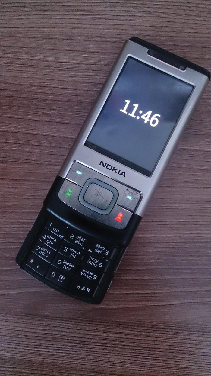 В ногу со временем 10yearschallenge, Nokia